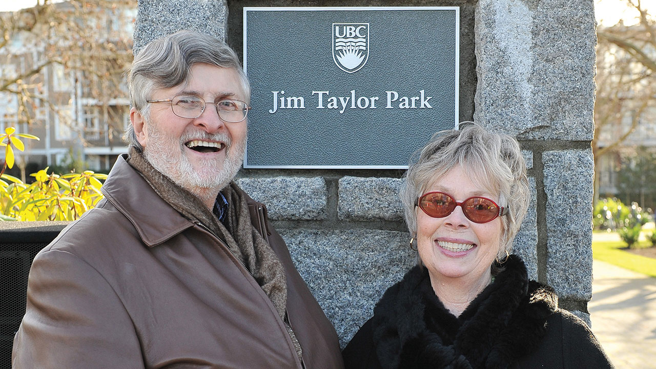 UNA Mourns the Passing of James (Jim) Taylor Banner Image