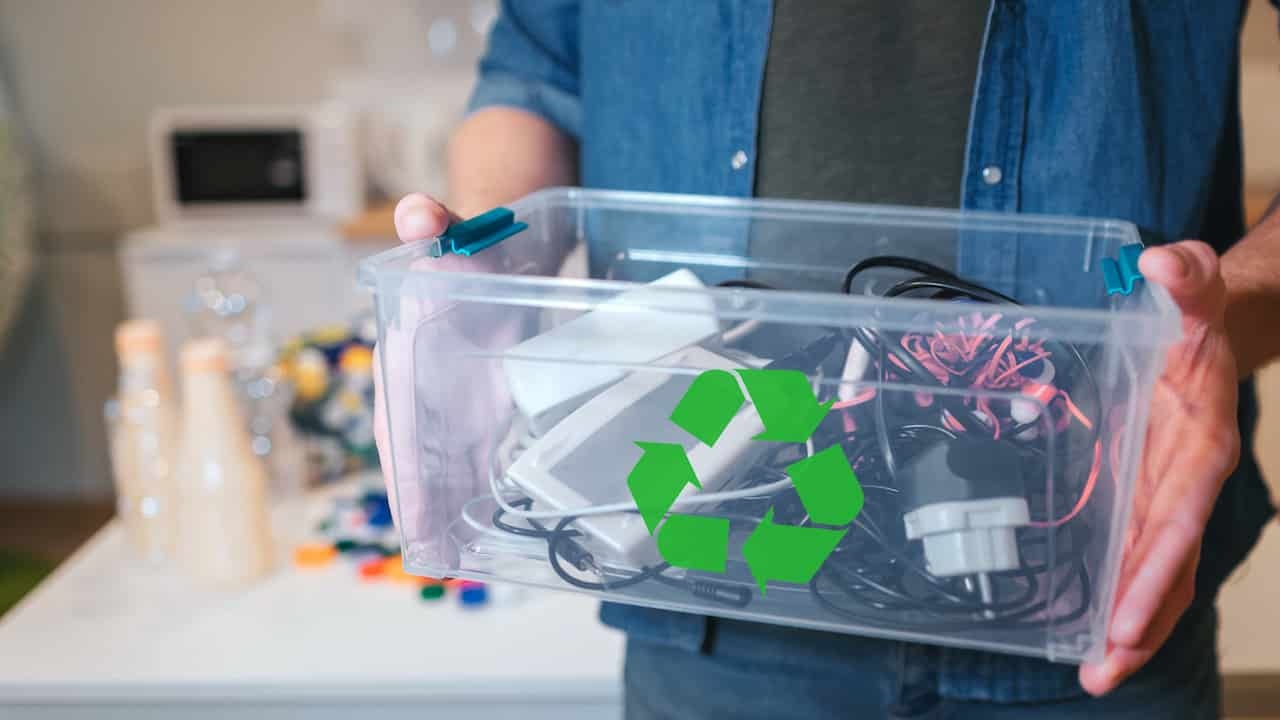 Recycling while the Green Depot is Closed Banner Image